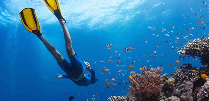 Freediving Filipina