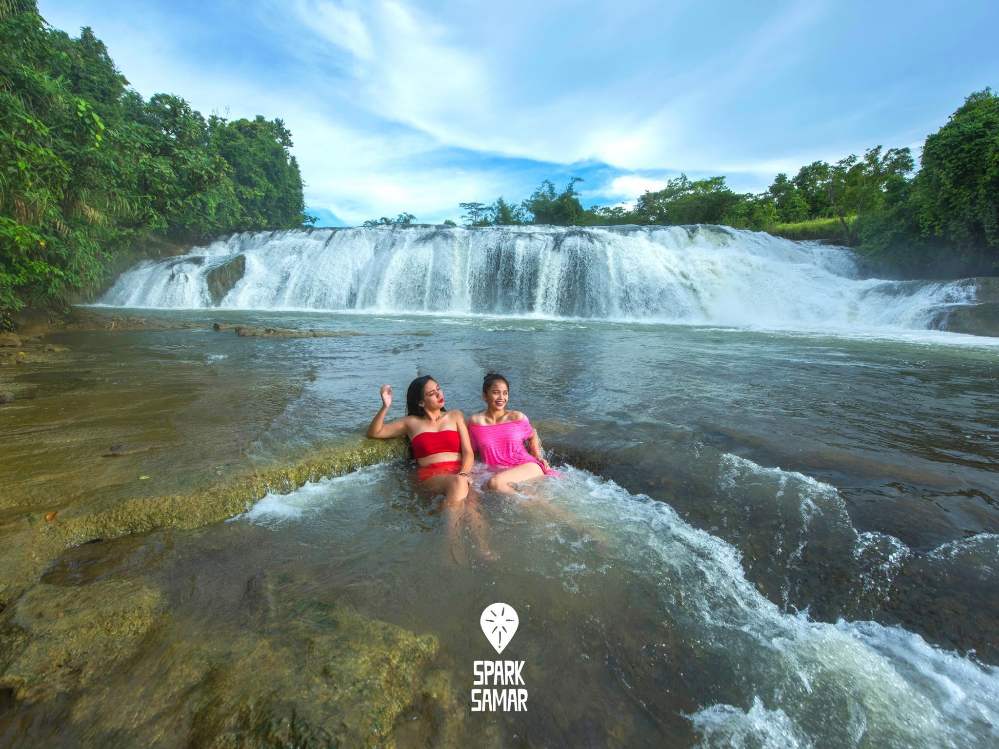 Gua Langon-gubingob & Air Terjun Lulugayan