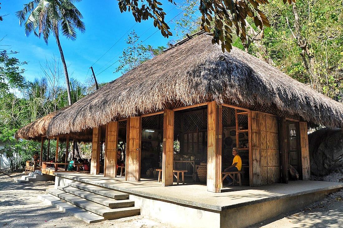 Pemukiman Mangyan