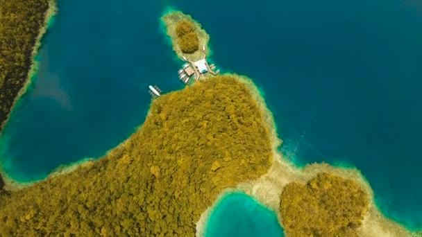Sohoton Cove, Pulau Bucas Grande