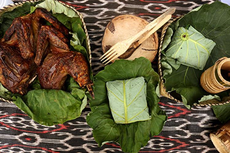 Talakudong Food Overload