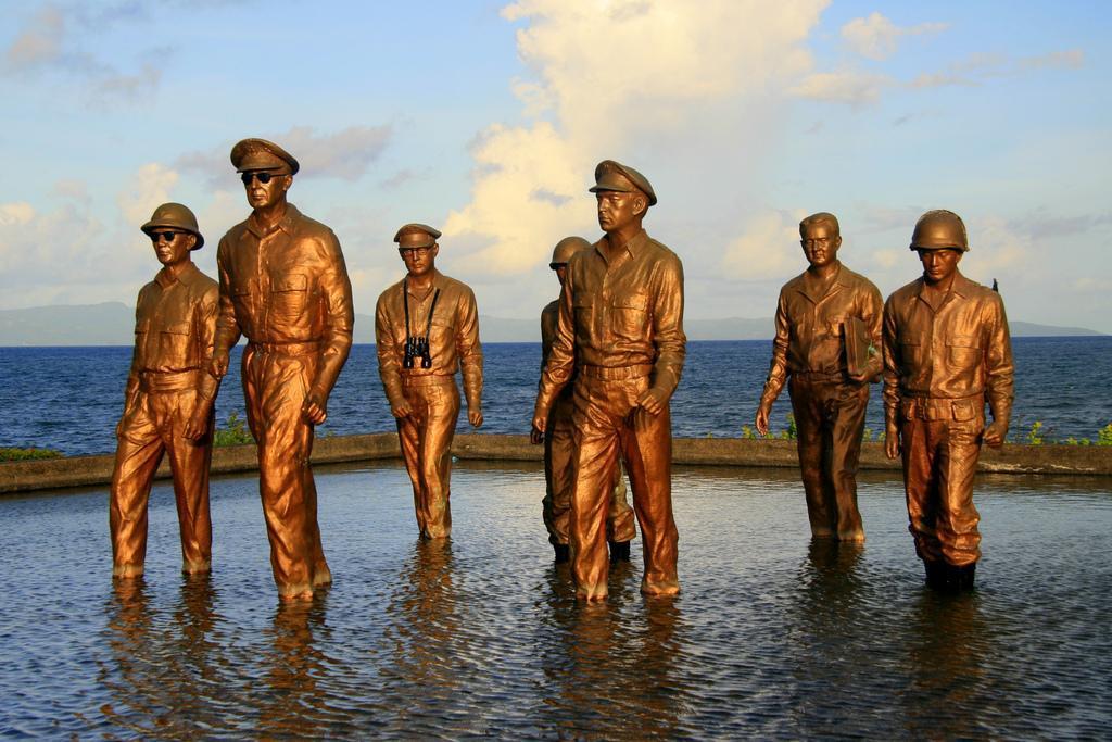 Peringatan Pendaratan Macarthur Leyte