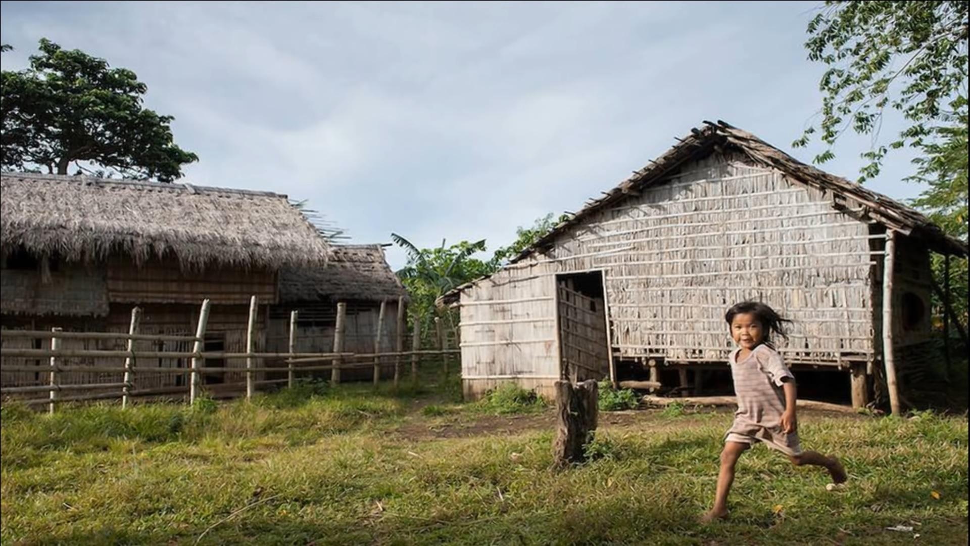 Pemukiman Baclaran Mangyan