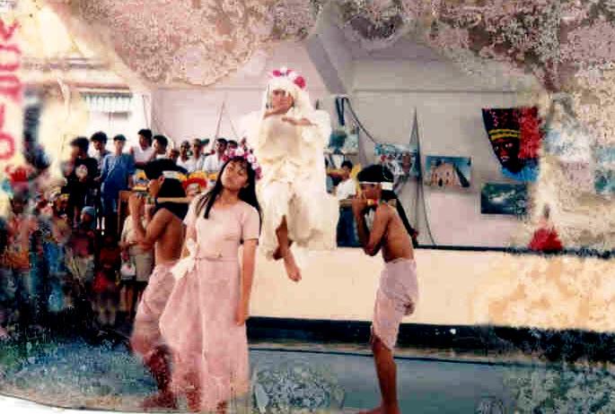 Legenda Drama Tari Mara-Undok
