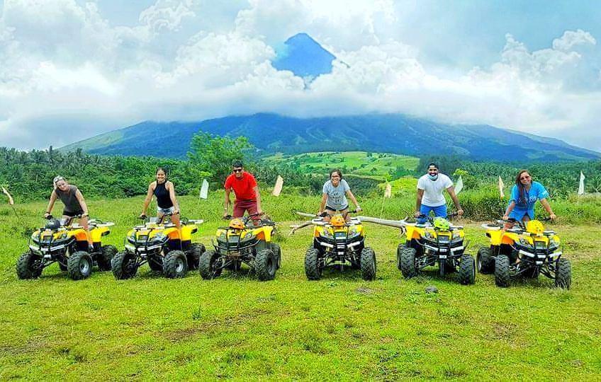 Petualangan Mayon ATV