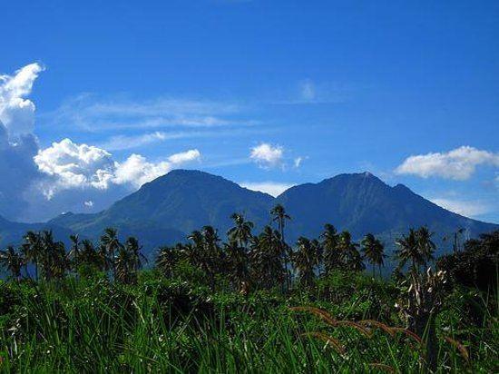 Gunung Matutum