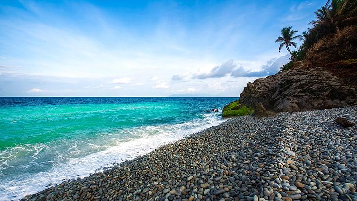 Pantai Mabua Pebble