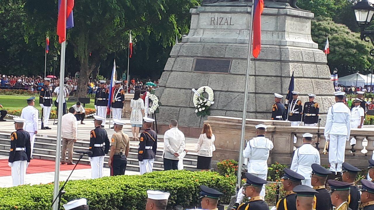 """Philippine Independence Day (Quirino Grandstand, Rizal Park, Manila) June 12"""
