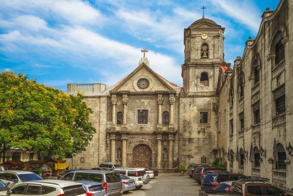 San Agustin Church and Museum