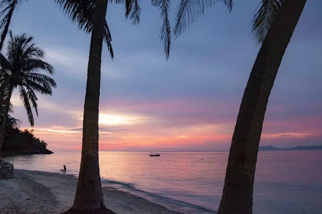 Pantai Talipanan