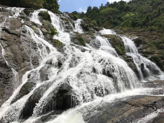 Air Terjun Bangon dan Tarangban