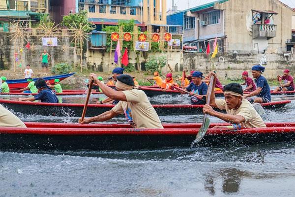 Festival Taguig River (Kota Taguig)